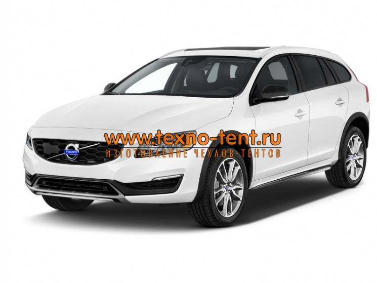 Тент для автомобиля Volvo S60 Cross Country СТАНДАРТ