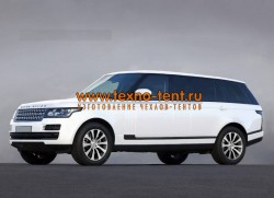 Тент для автомобиля Land Rover Range Rover  Long ПРЕМИУМ