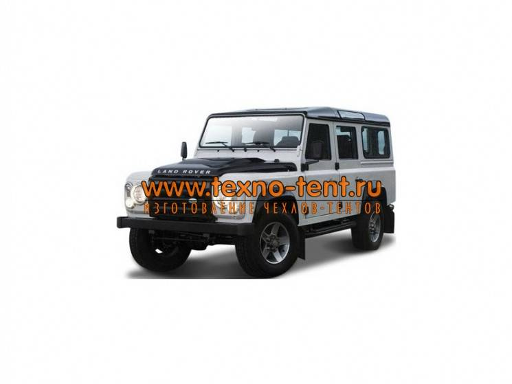 Тент для автомобиля Land Rover Defender 110 для ПАРКИНГА