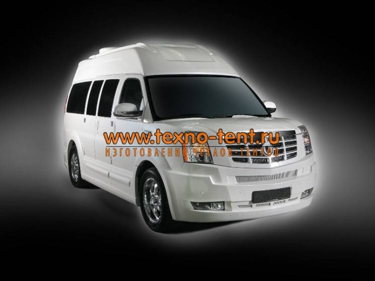 Тент для автомобиля Chevrolet Express Explorer  СТАНДАРТ